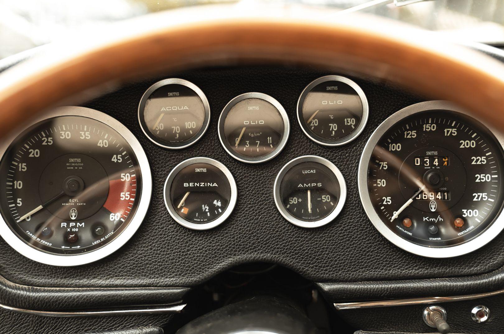 1965 Maserati 3500 GTi Sebring 84675