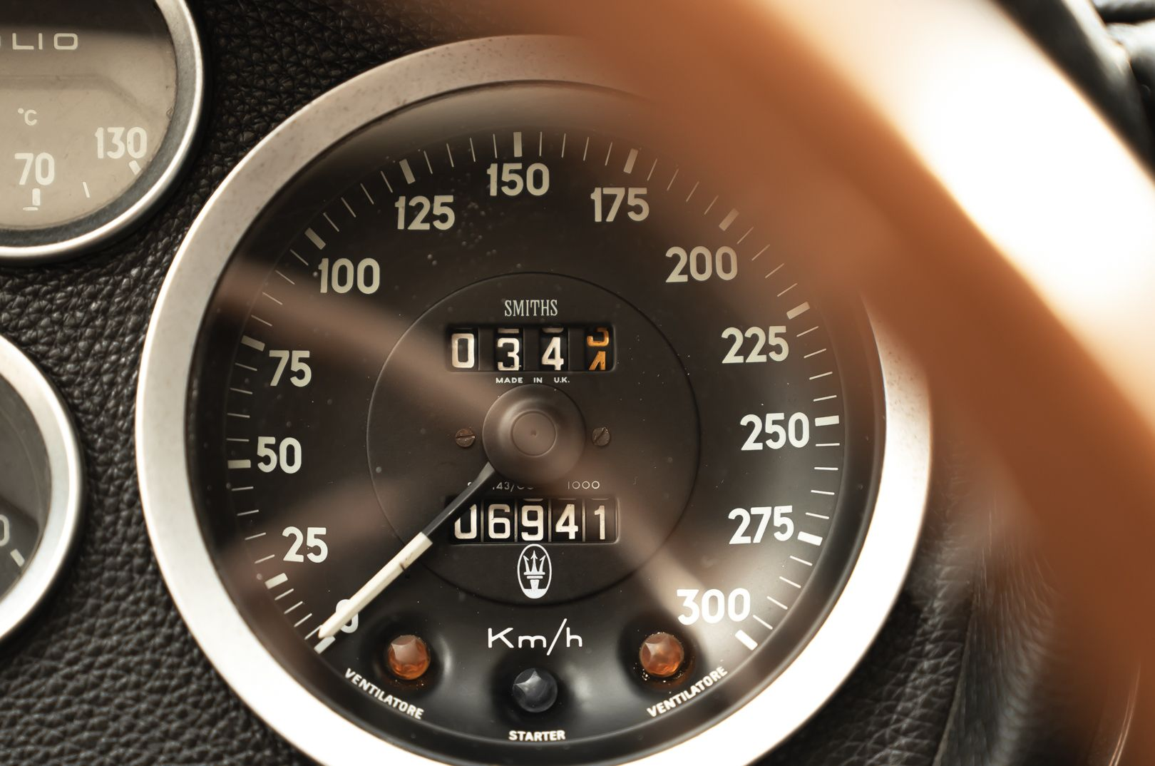 1965 Maserati 3500 GTi Sebring 84676