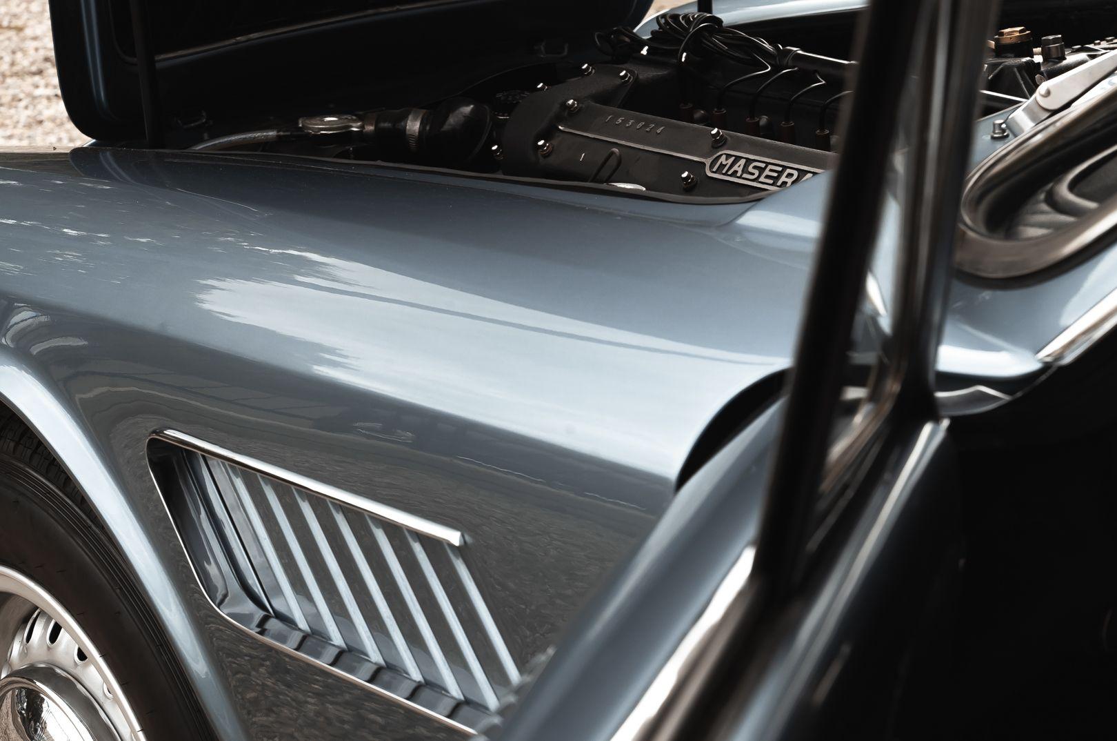 1965 Maserati 3500 GTi Sebring 84668