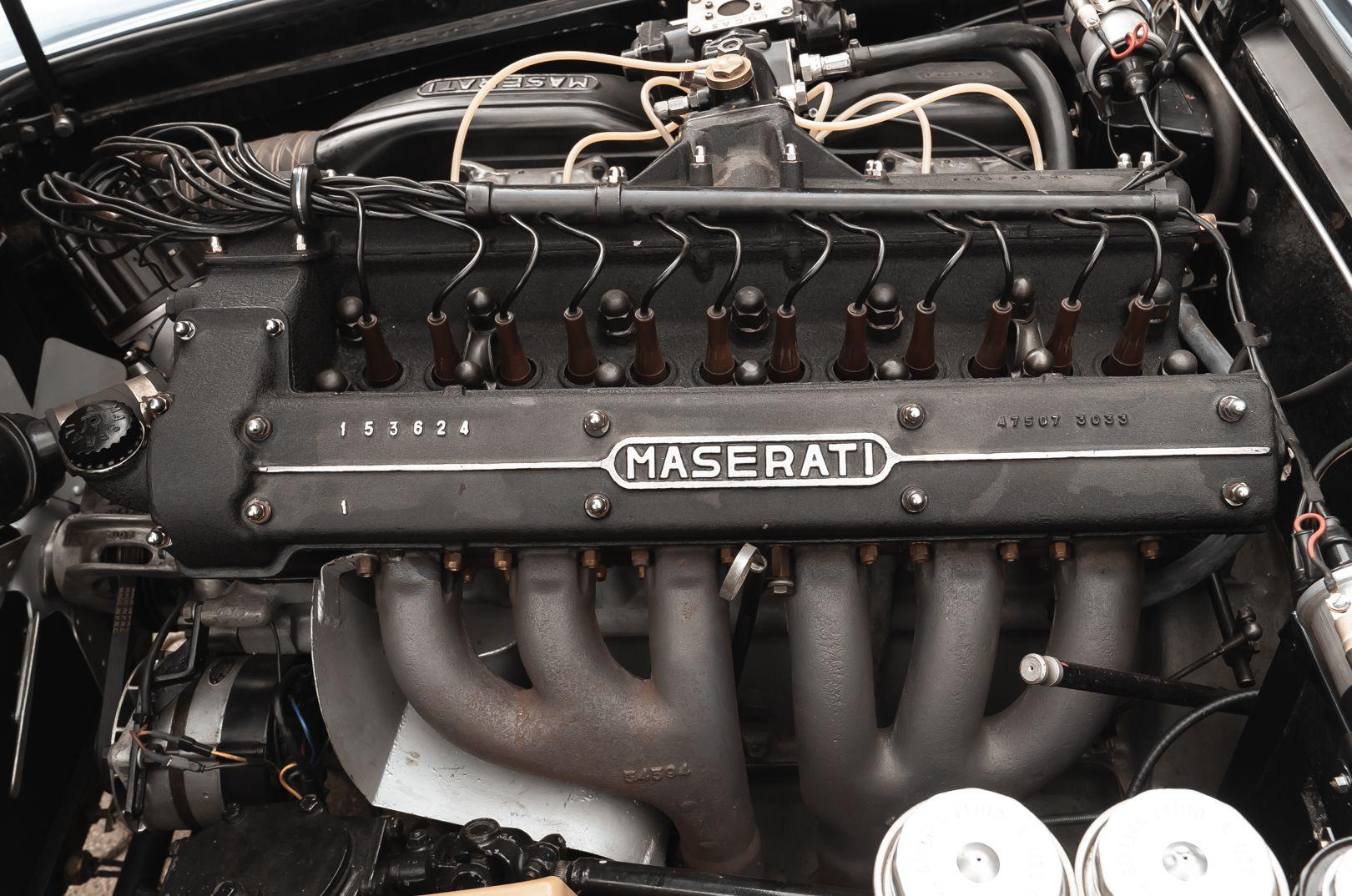 1965 Maserati 3500 GTi Sebring 84691