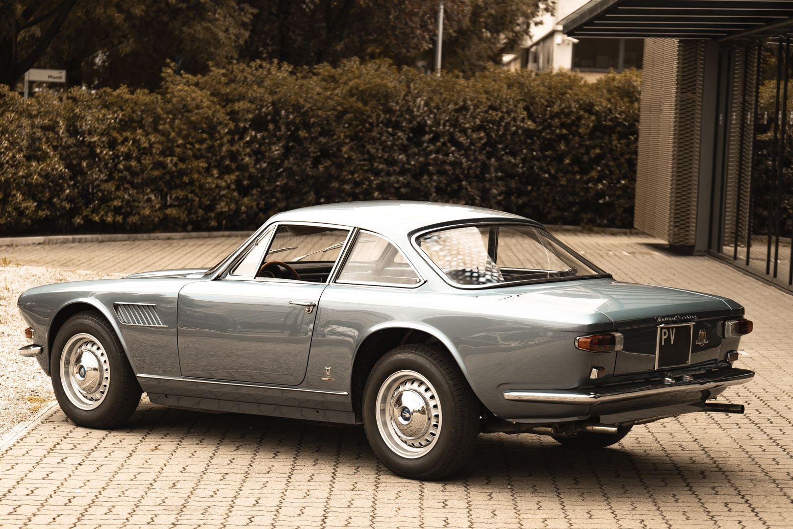 1965 Maserati 3500 GTi Sebring 84642