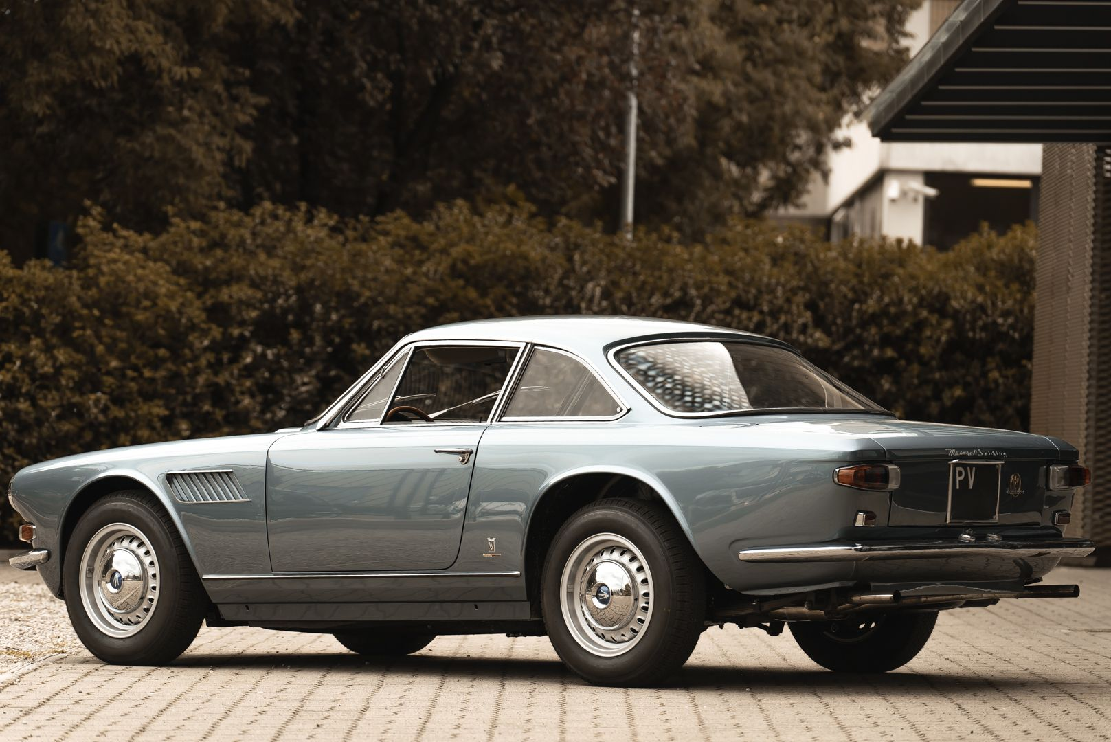 1965 Maserati 3500 GTi Sebring 84643