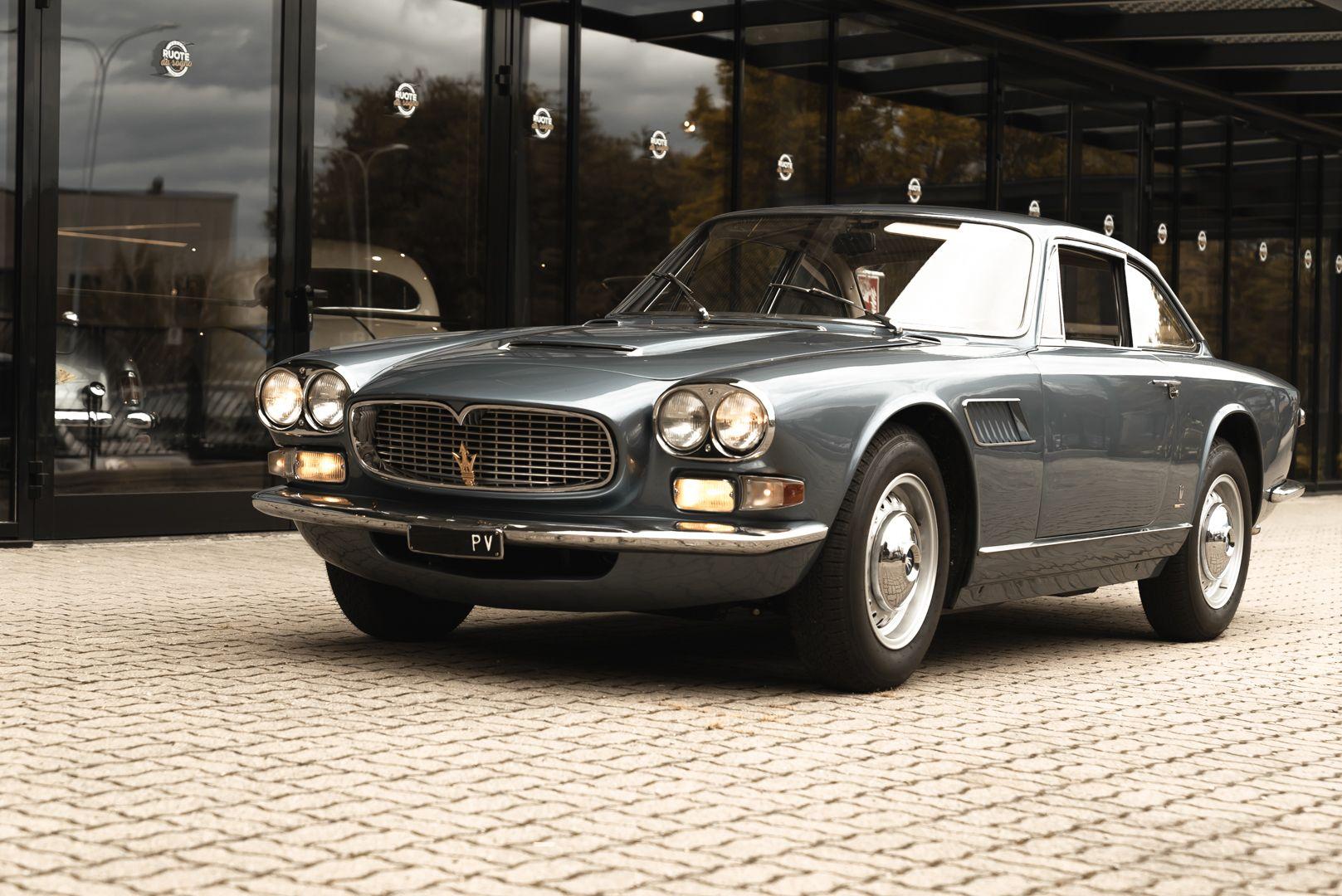 1965 Maserati 3500 GTi Sebring 84650