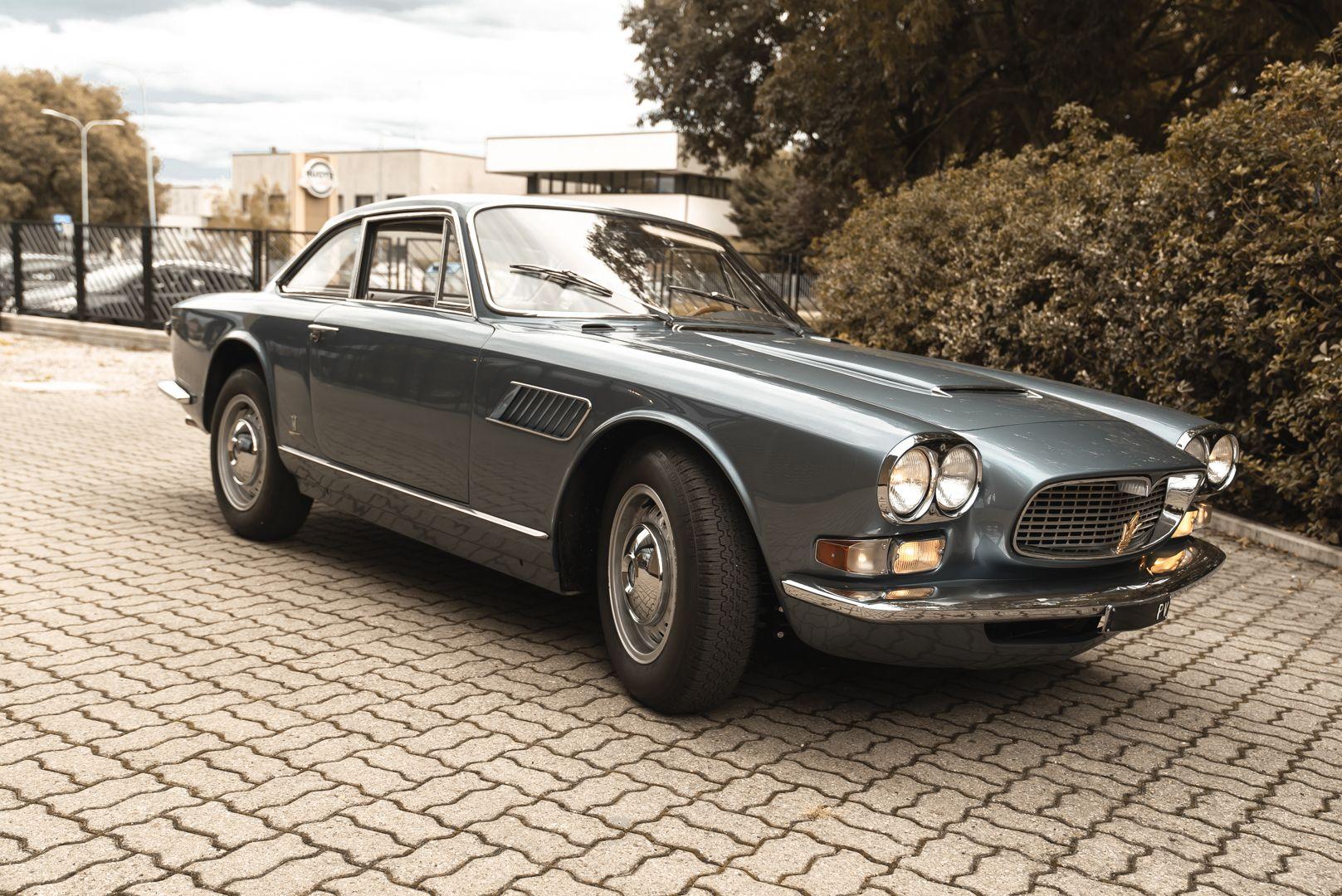 1965 Maserati 3500 GTi Sebring 84702