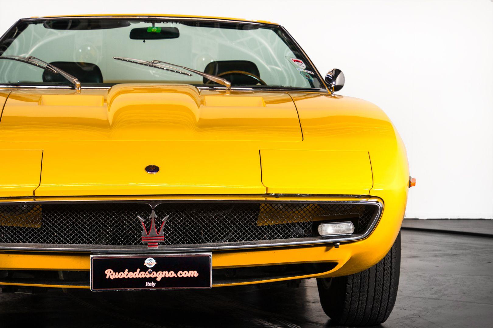 Maserati Ghibli Spider 23117