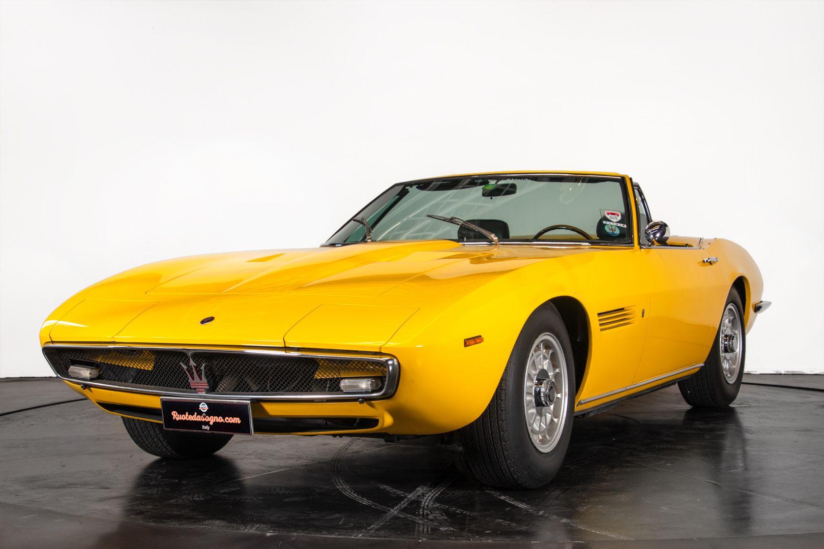 Maserati Ghibli Spider 23118