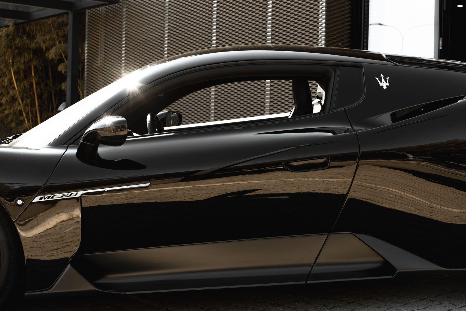 2021 Maserati MC20 84427
