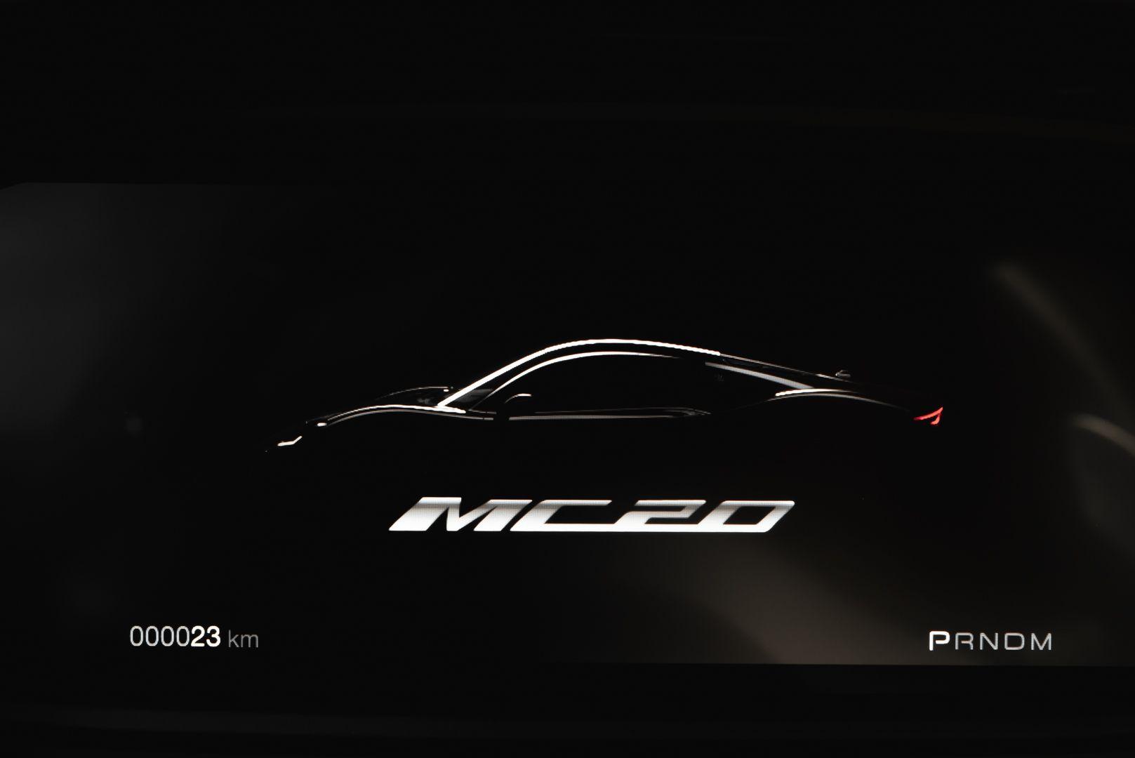 2021 Maserati MC20 84437
