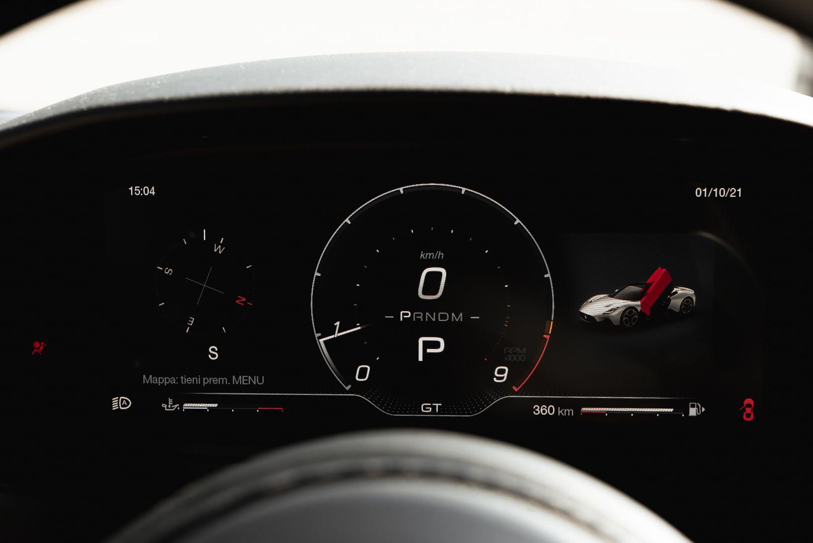 2021 Maserati MC20 84436
