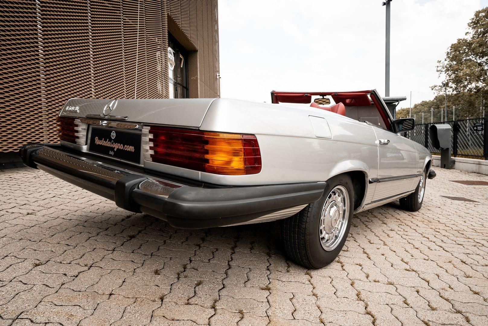 1977 Mercedes-Benz SL 450 73664