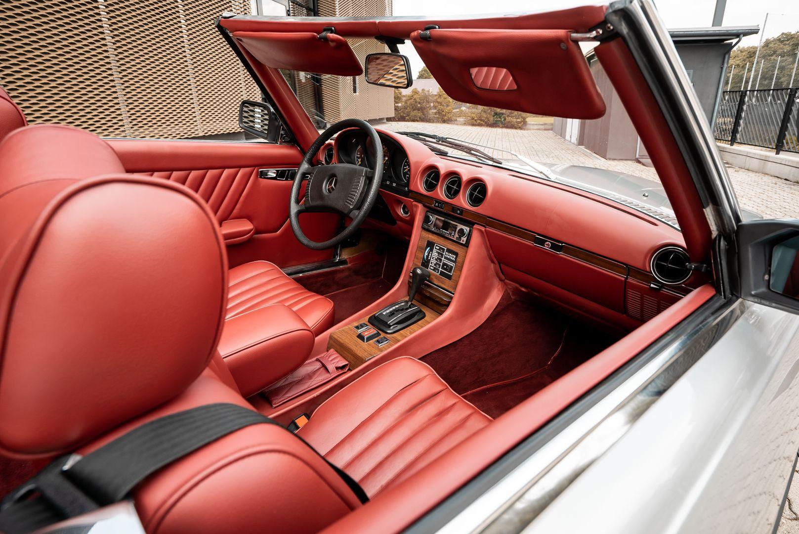 1977 Mercedes-Benz SL 450 73690