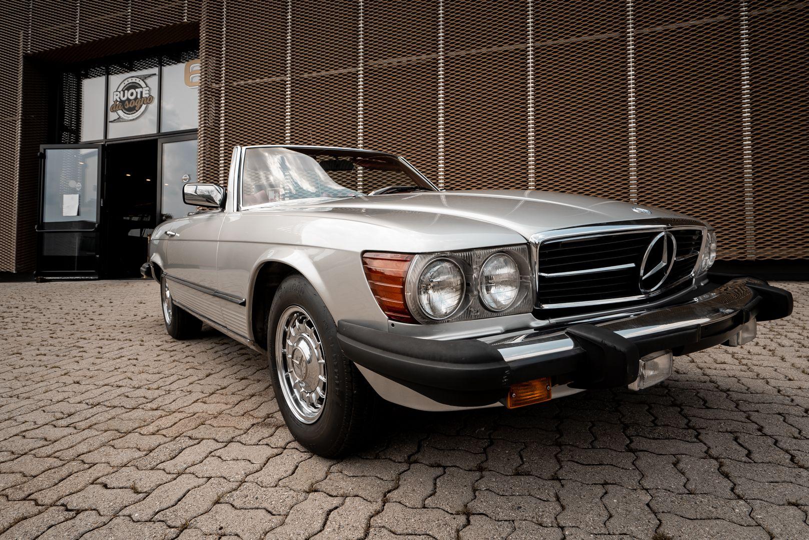 1977 Mercedes-Benz SL 450 73665