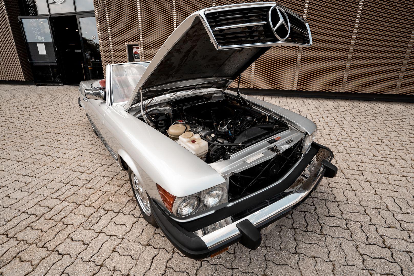 1977 Mercedes-Benz SL 450 73696