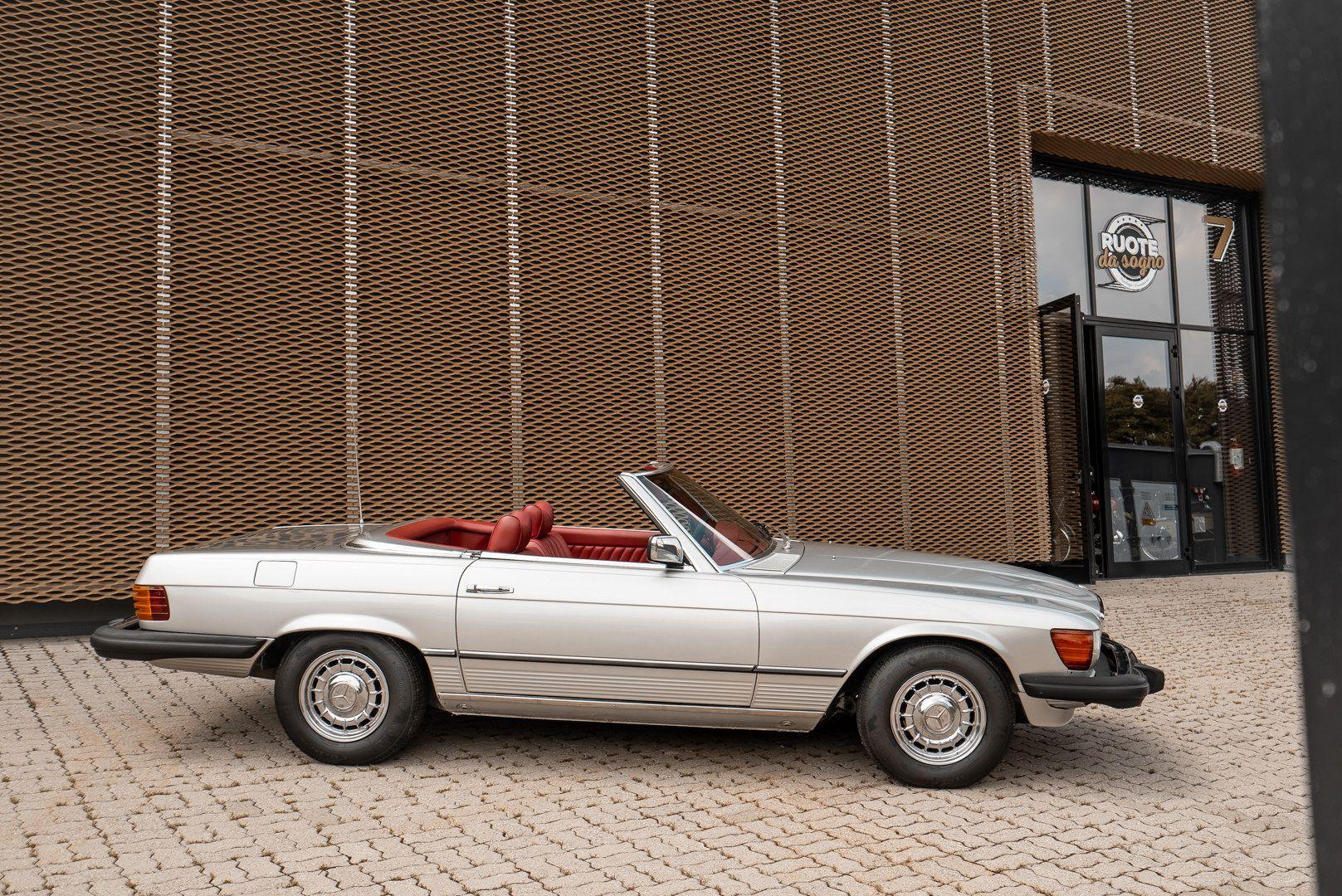 1977 Mercedes-Benz SL 450 73668