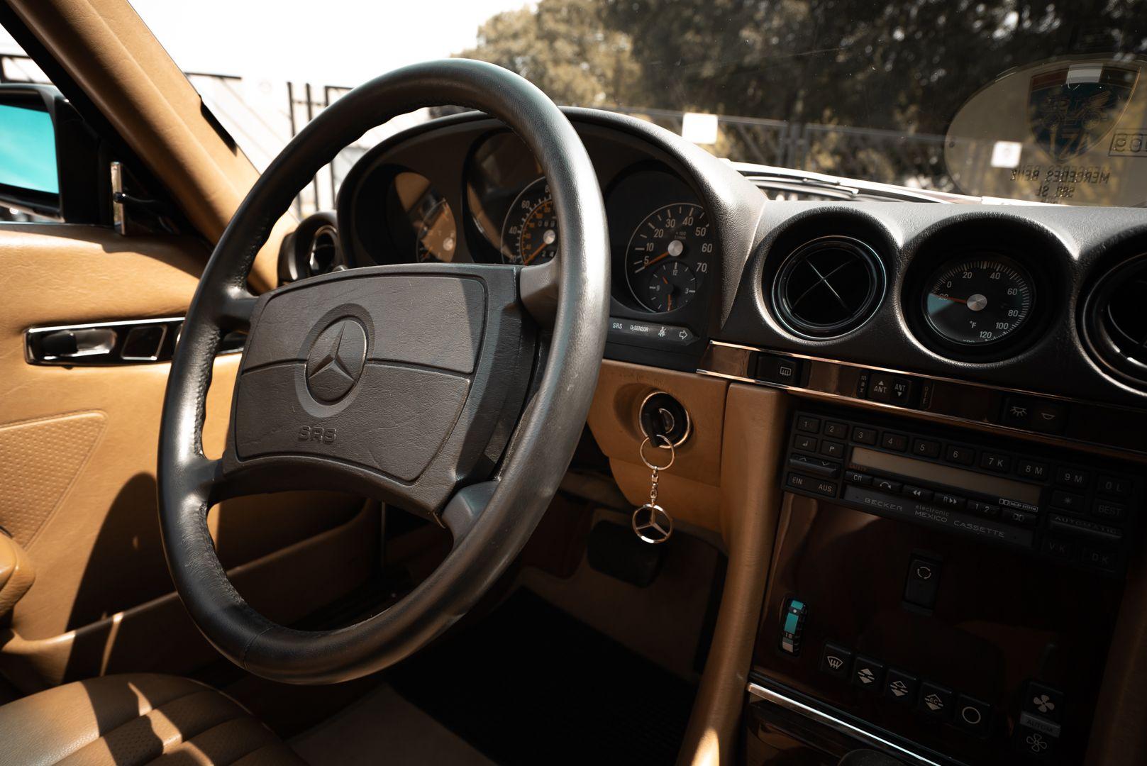 1985 Mercedes-Benz SL 560 73648