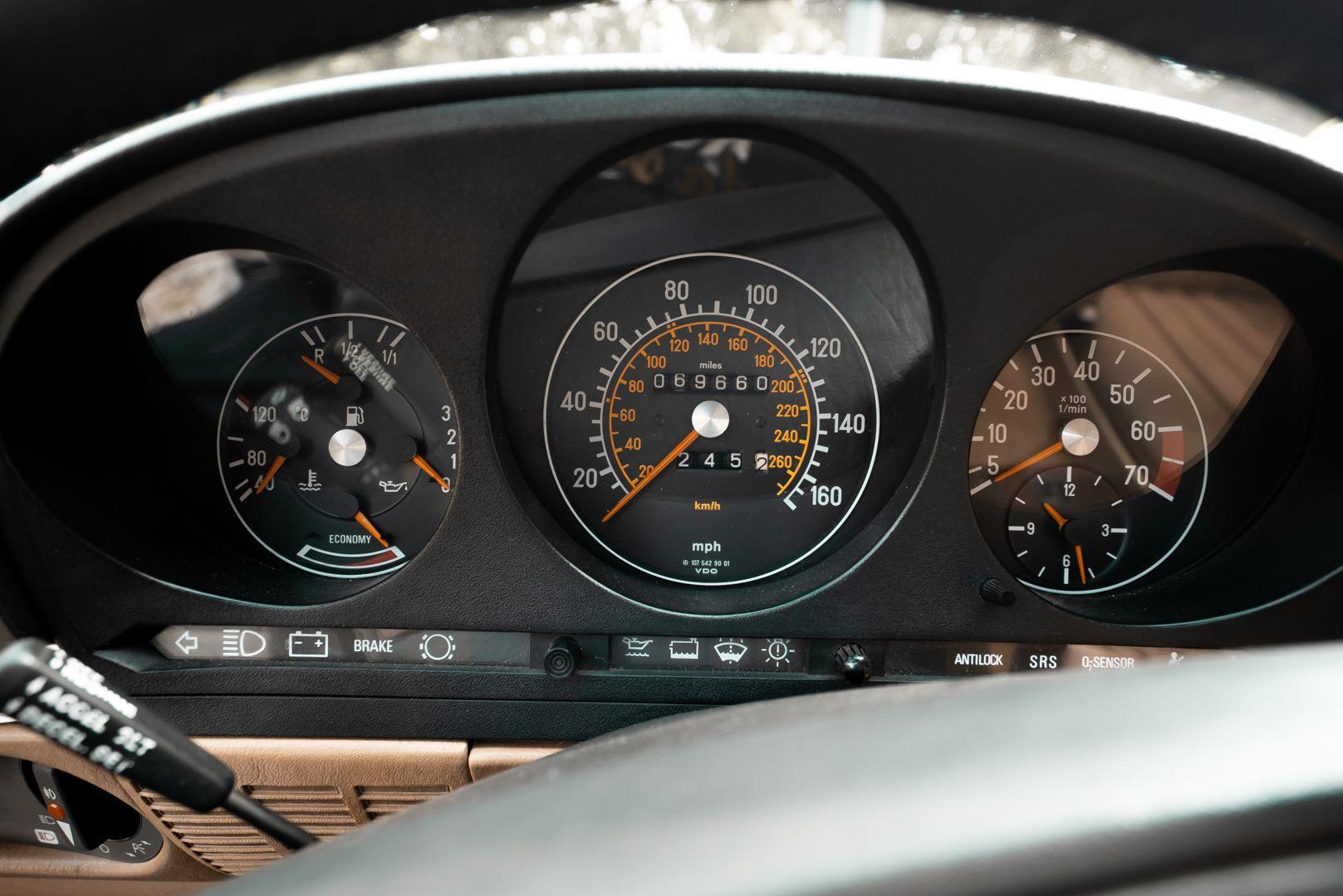1985 Mercedes-Benz SL 560 73654