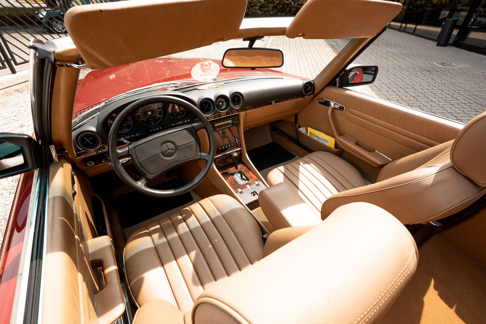 1985 Mercedes-Benz SL 560 73656