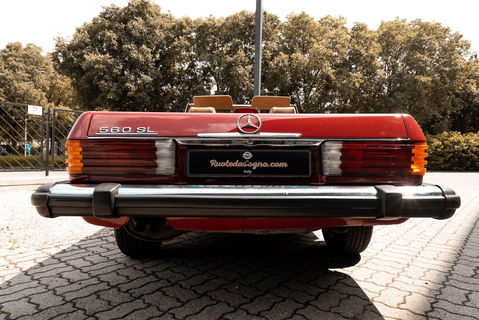 1985 Mercedes-Benz SL 560 73628