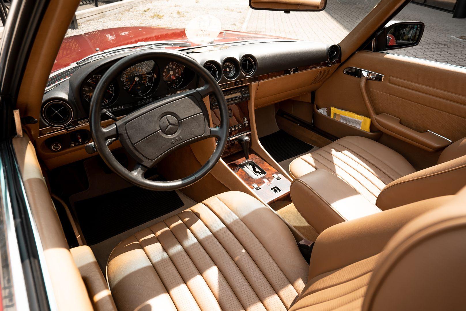 1985 Mercedes-Benz SL 560 73638