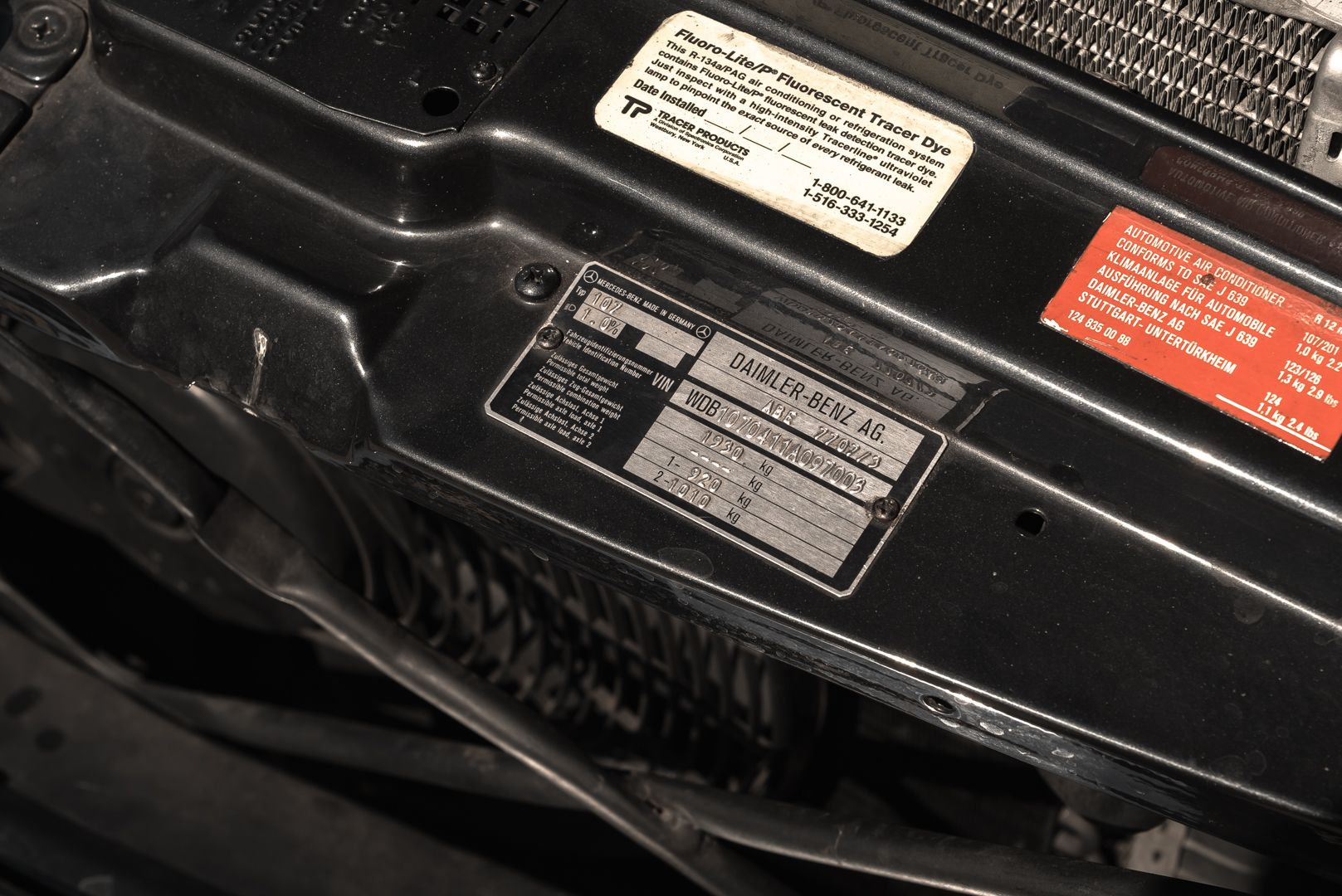 1989 Mercedes-Benz SL 300  67478