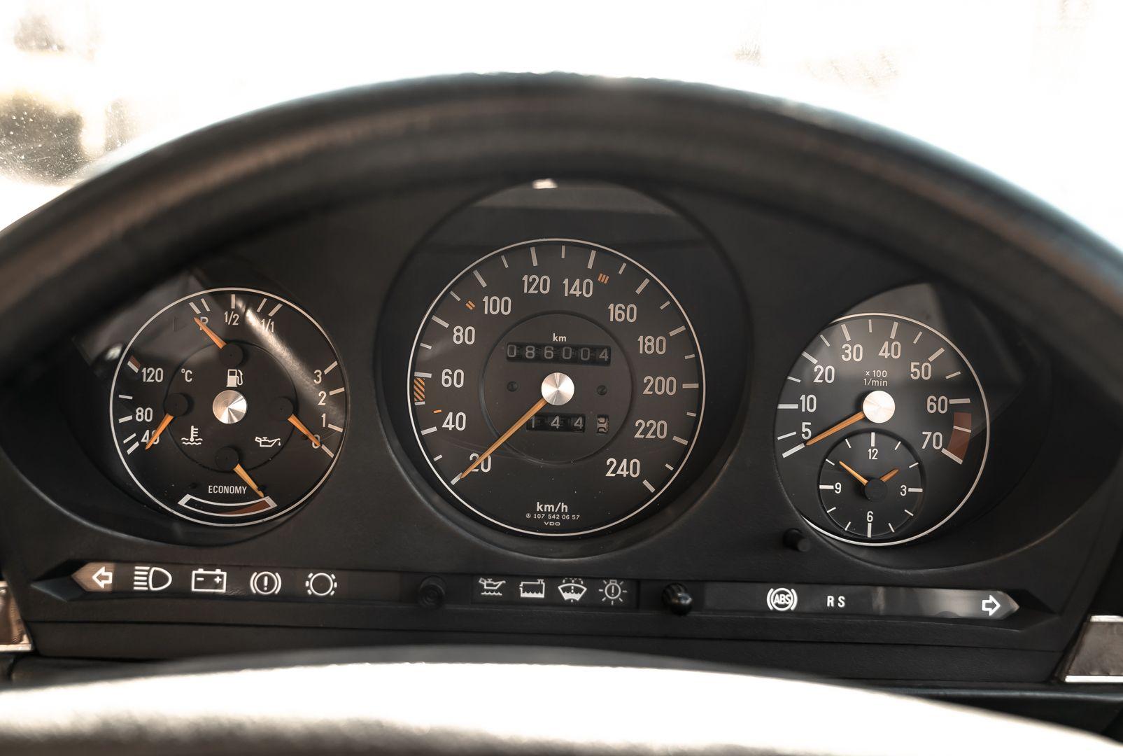 1989 Mercedes-Benz SL 300  67466