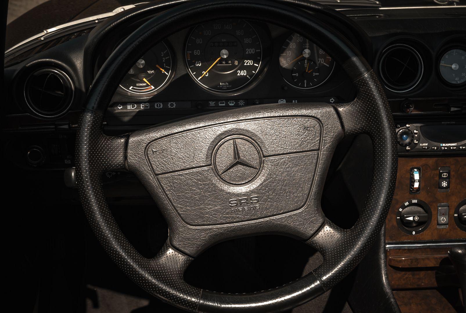 1989 Mercedes-Benz SL 300  67465