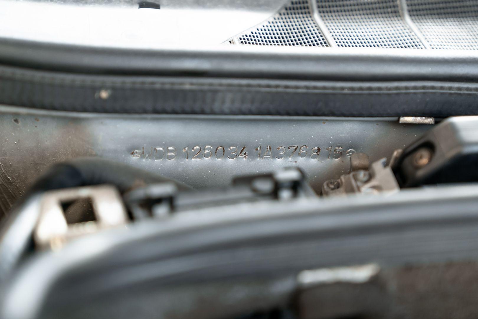 1987 Mercedes-Benz 420 SE 68450