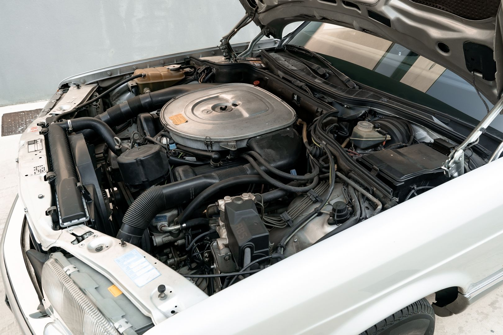 1987 Mercedes-Benz 420 SE 68452