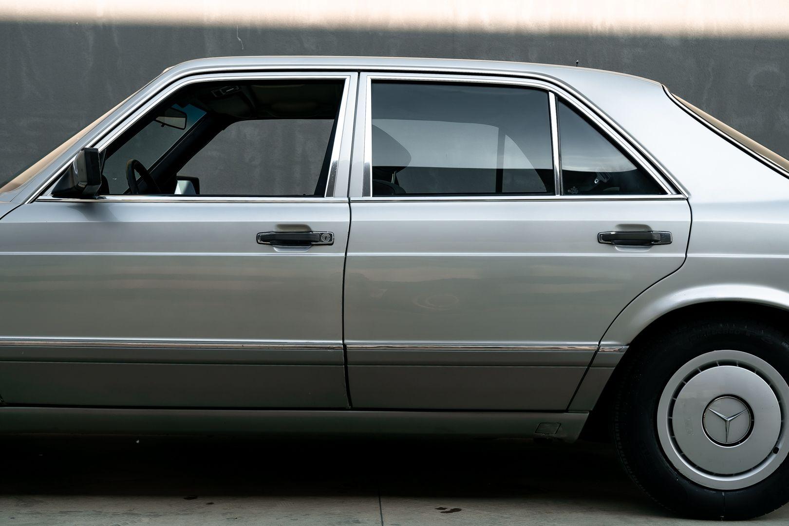 1987 Mercedes-Benz 420 SE 68430
