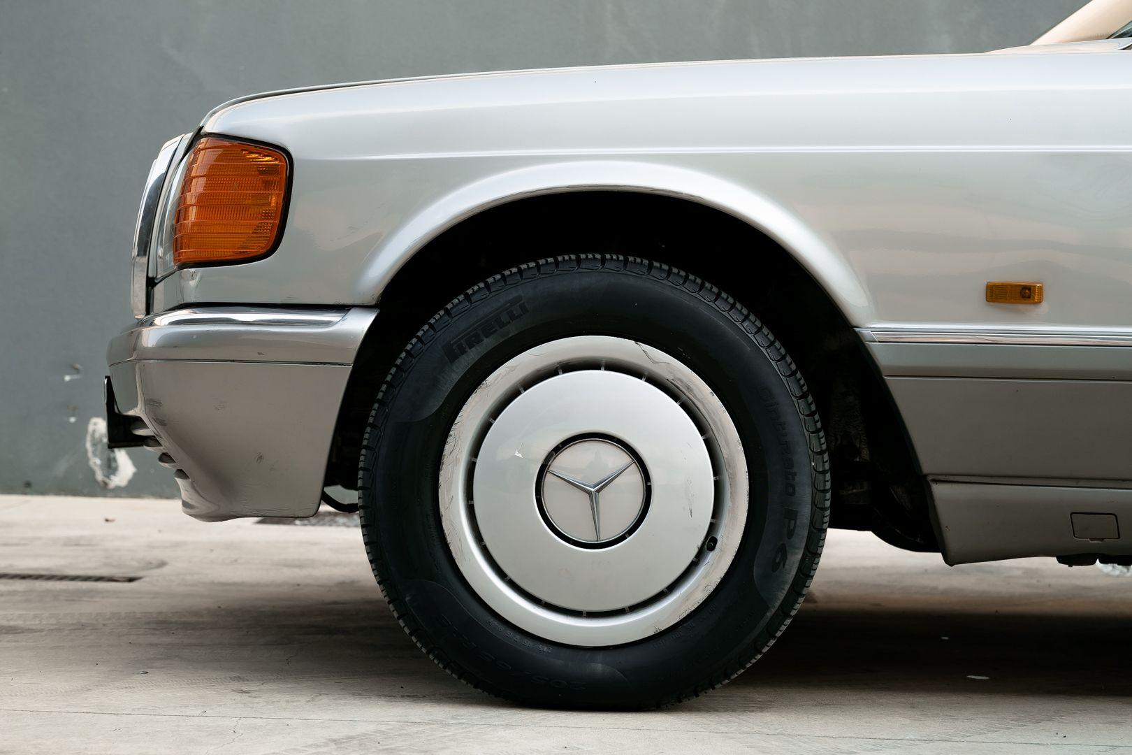 1987 Mercedes-Benz 420 SE 68432
