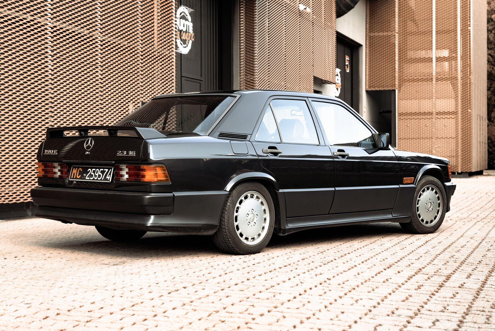 1985 Mercedes-Benz 190E 2.3-16 71340
