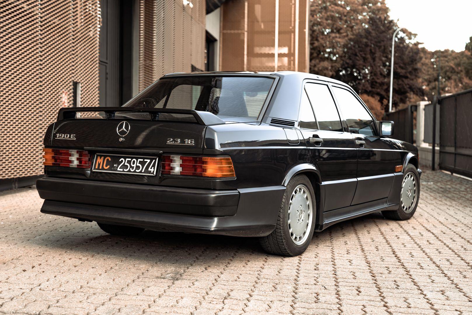 1985 Mercedes-Benz 190E 2.3-16 71342