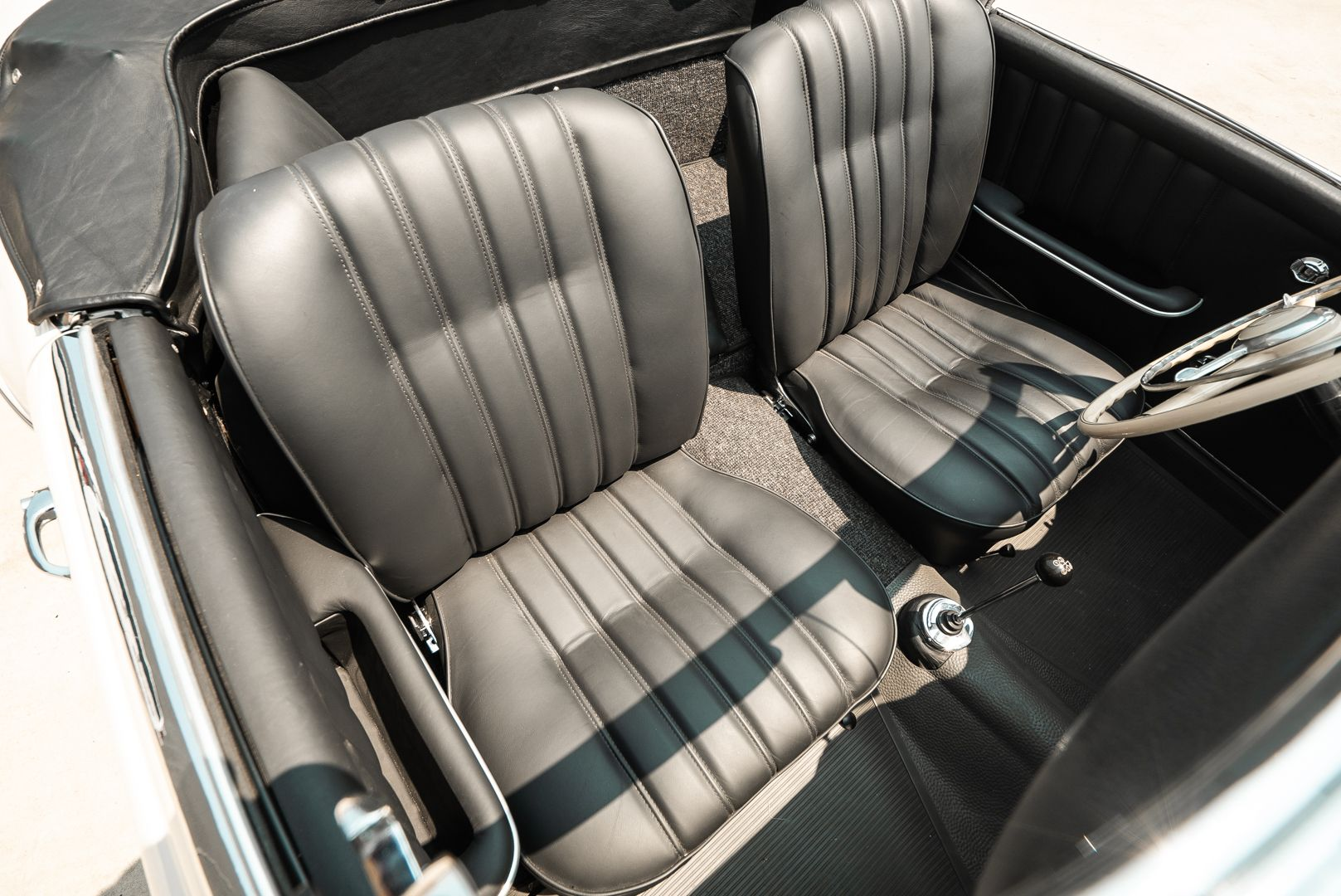 1958 Mercedes-Benz 190 SL 73888