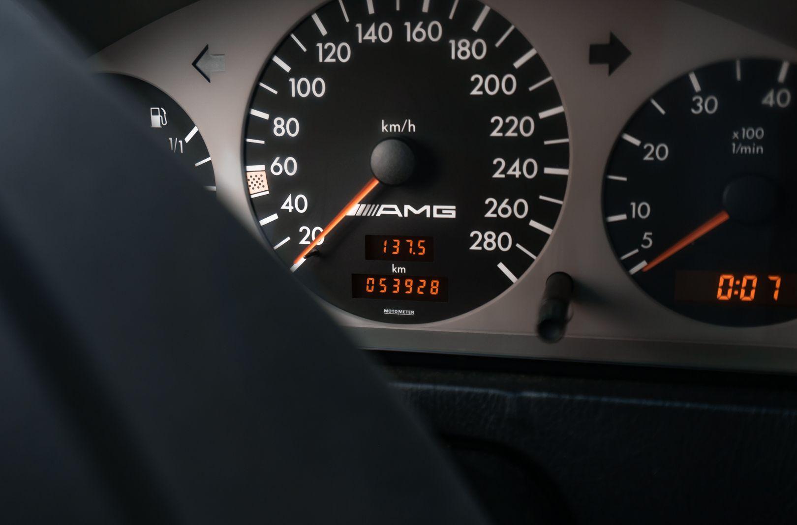 1995 Mercedes Benz C36 AMG 75821