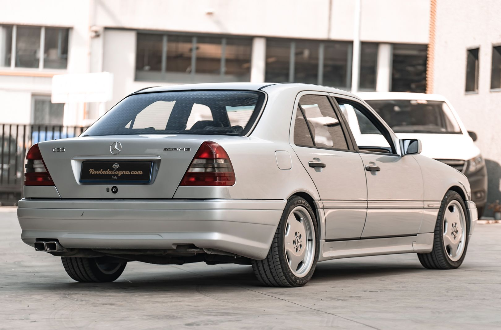 1995 Mercedes Benz C36 AMG 75802