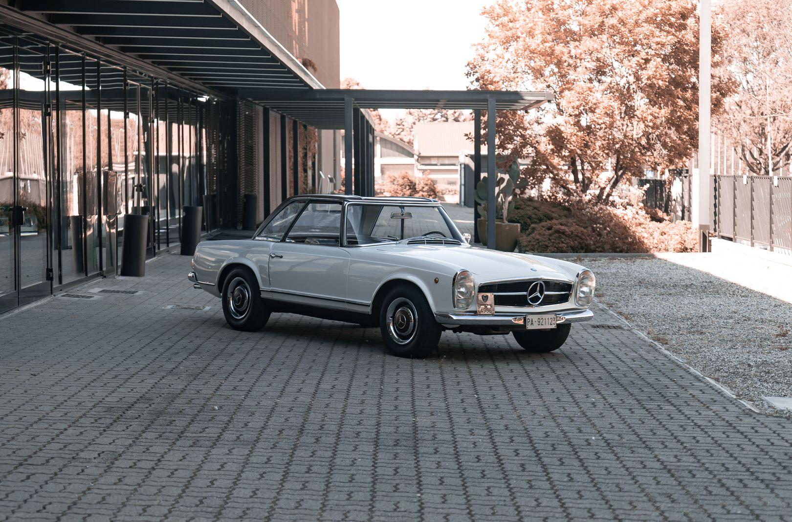 1966 Mercedes Benz SL230 Pagoda 76014