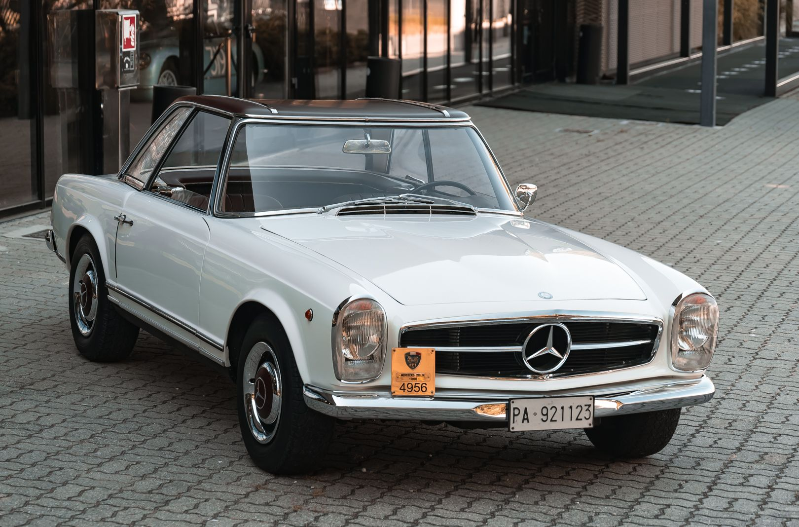1966 Mercedes Benz SL230 Pagoda 76017