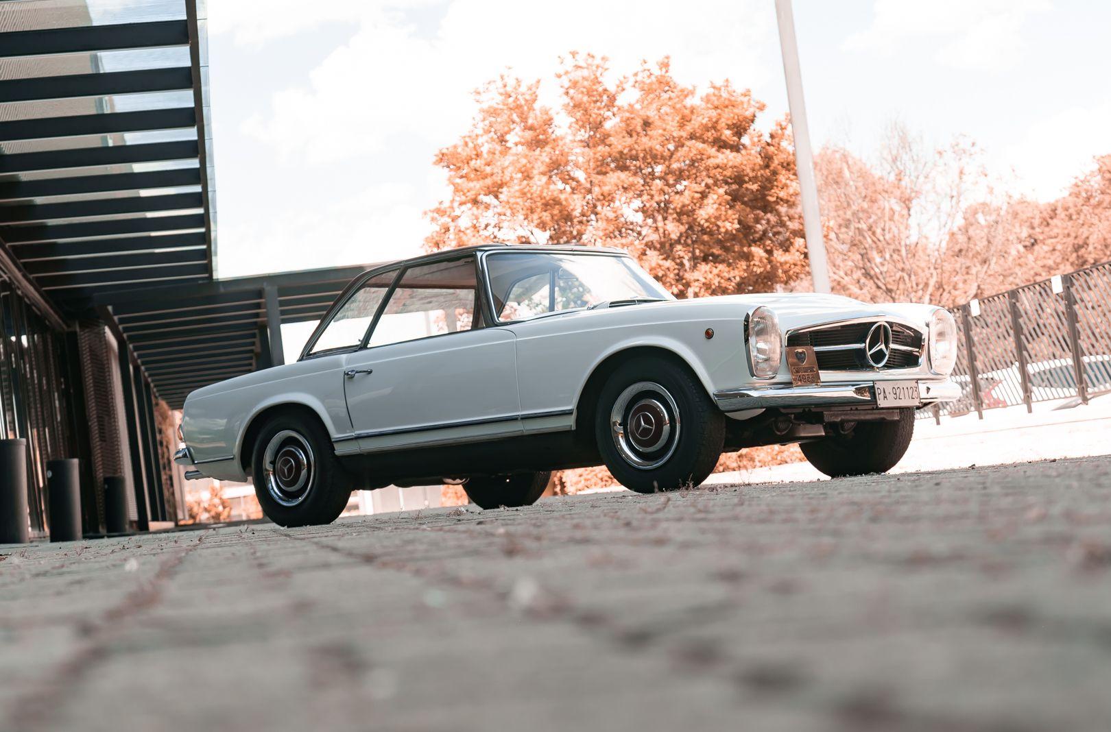 1966 Mercedes Benz SL230 Pagoda 76011