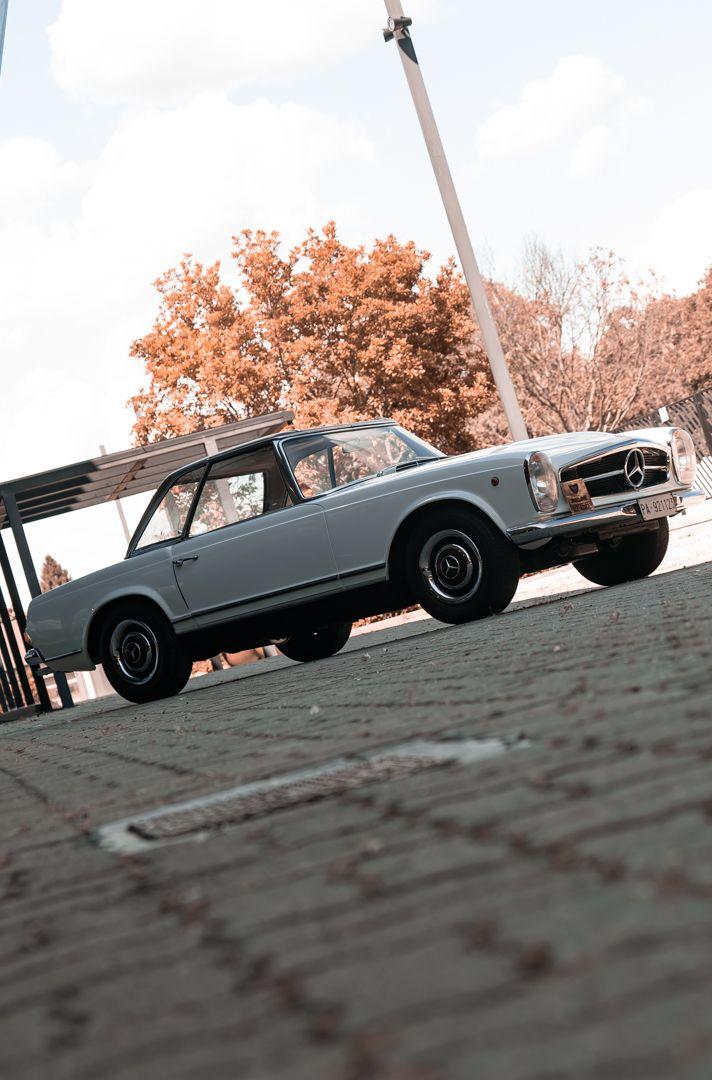 1966 Mercedes Benz SL230 Pagoda 76012