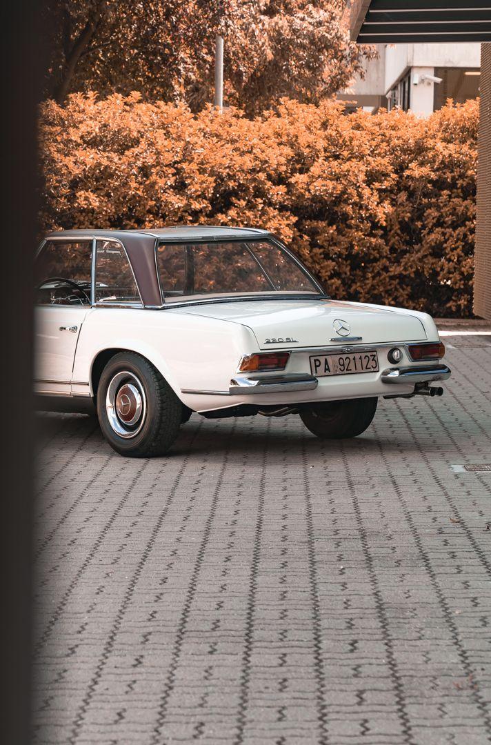 1966 Mercedes Benz SL230 Pagoda 76009
