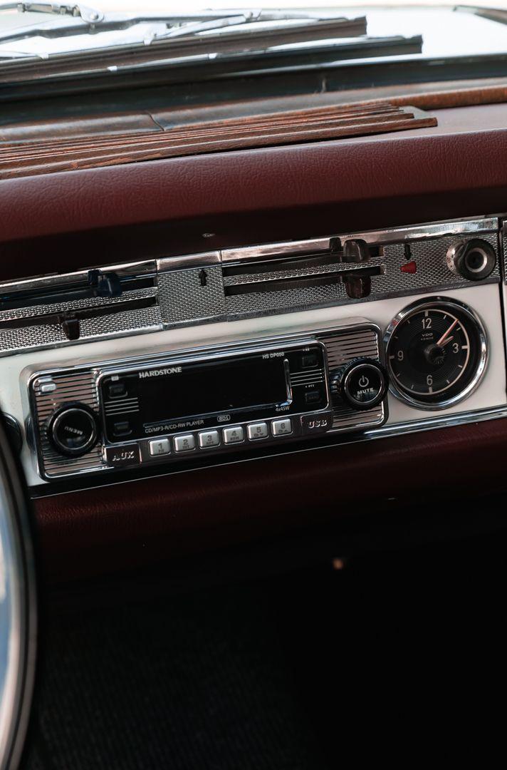 1966 Mercedes Benz SL230 Pagoda 75884