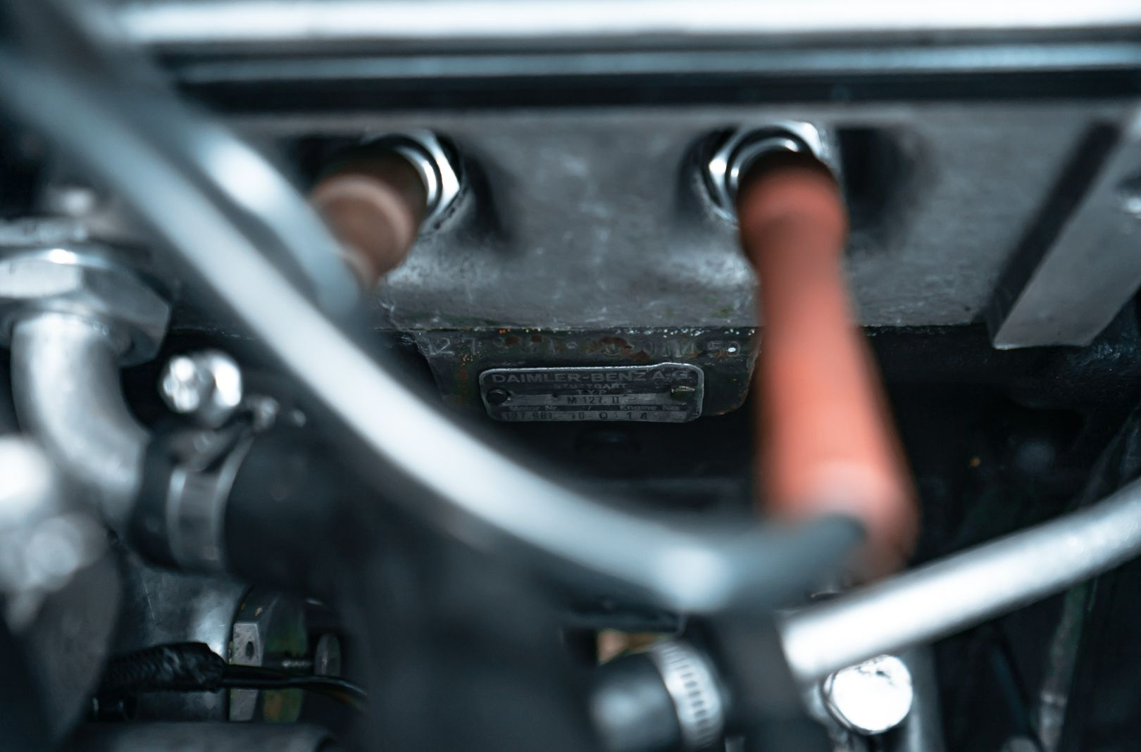 1966 Mercedes Benz SL230 Pagoda 75893