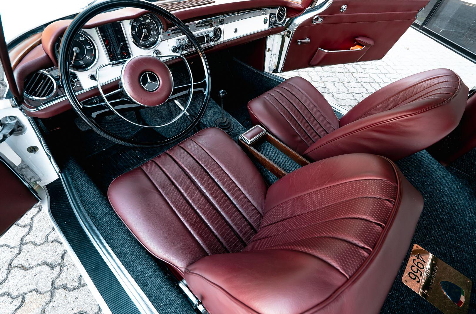 1966 Mercedes Benz SL230 Pagoda 75869