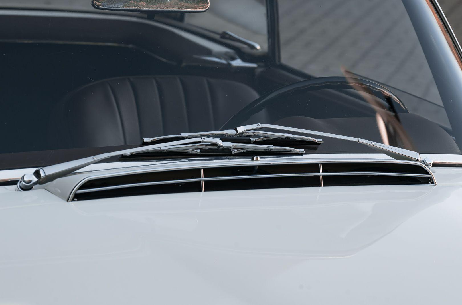 1966 Mercedes Benz SL230 Pagoda 75863