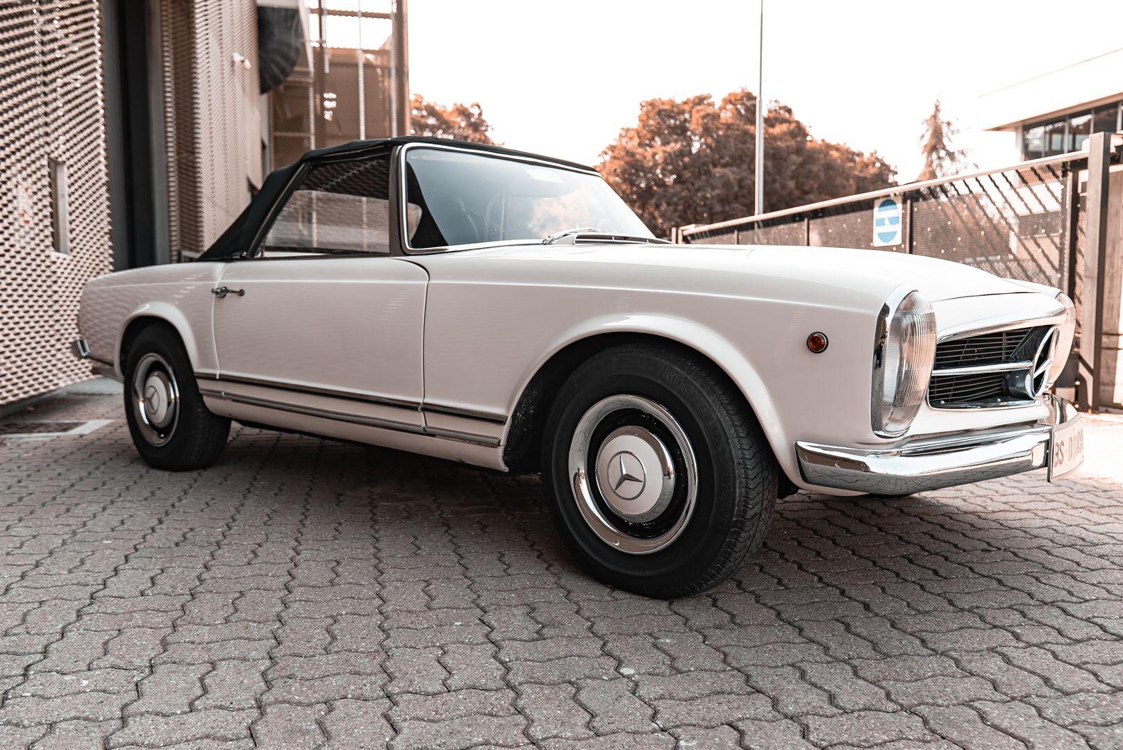 1965 Mercedes-Benz SL230 Pagoda 78518