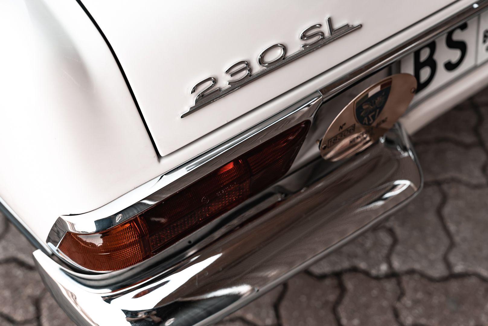 1965 Mercedes-Benz SL230 Pagoda 78533