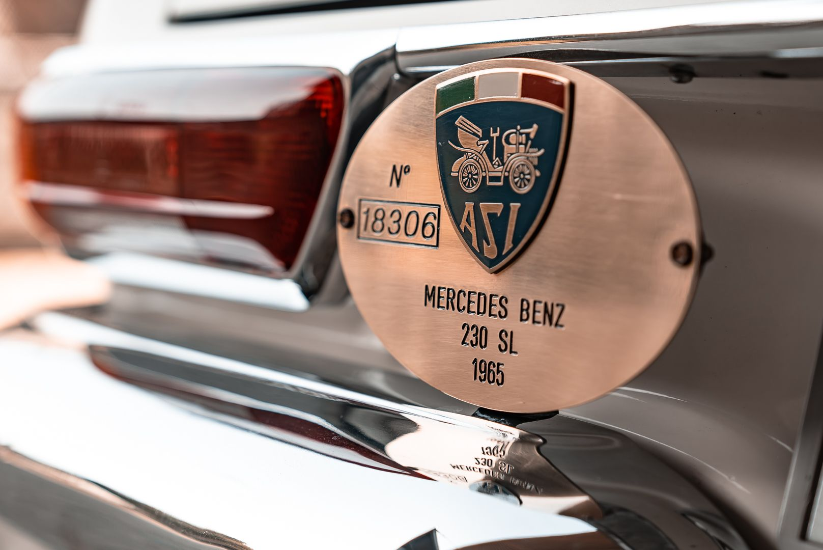 1965 Mercedes-Benz SL230 Pagoda 78535