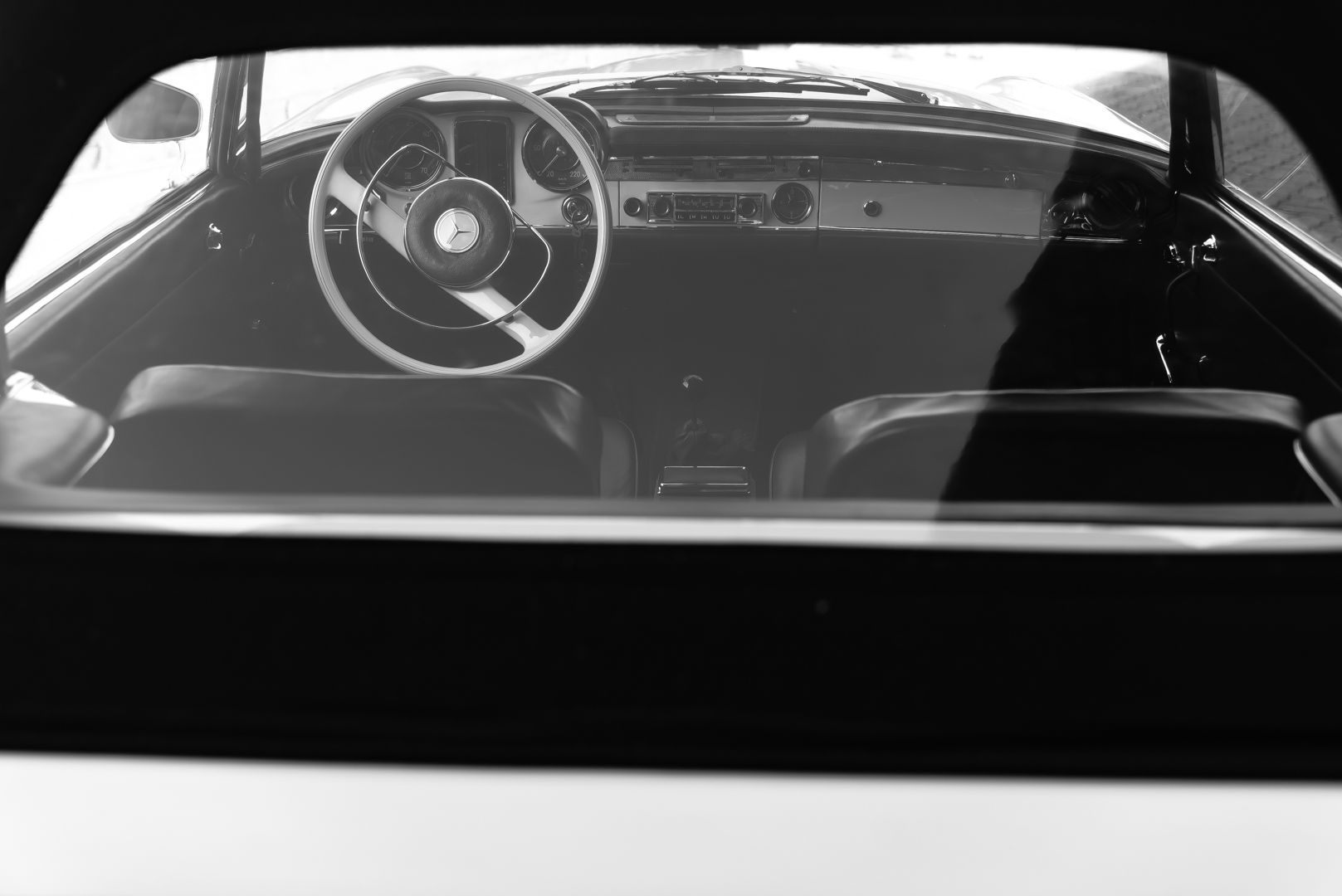 1965 Mercedes-Benz SL230 Pagoda 78534
