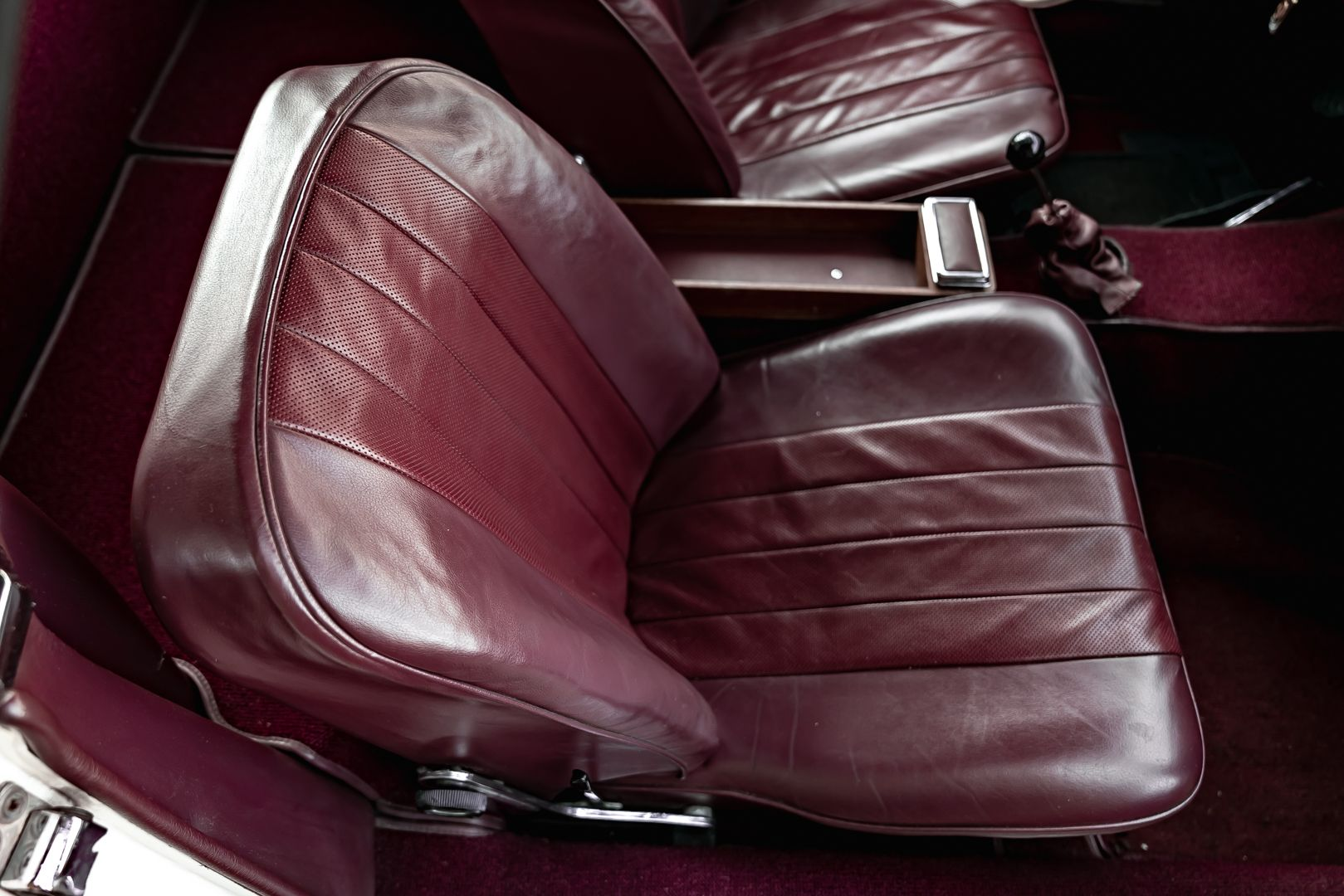 1965 Mercedes-Benz SL230 Pagoda 78537