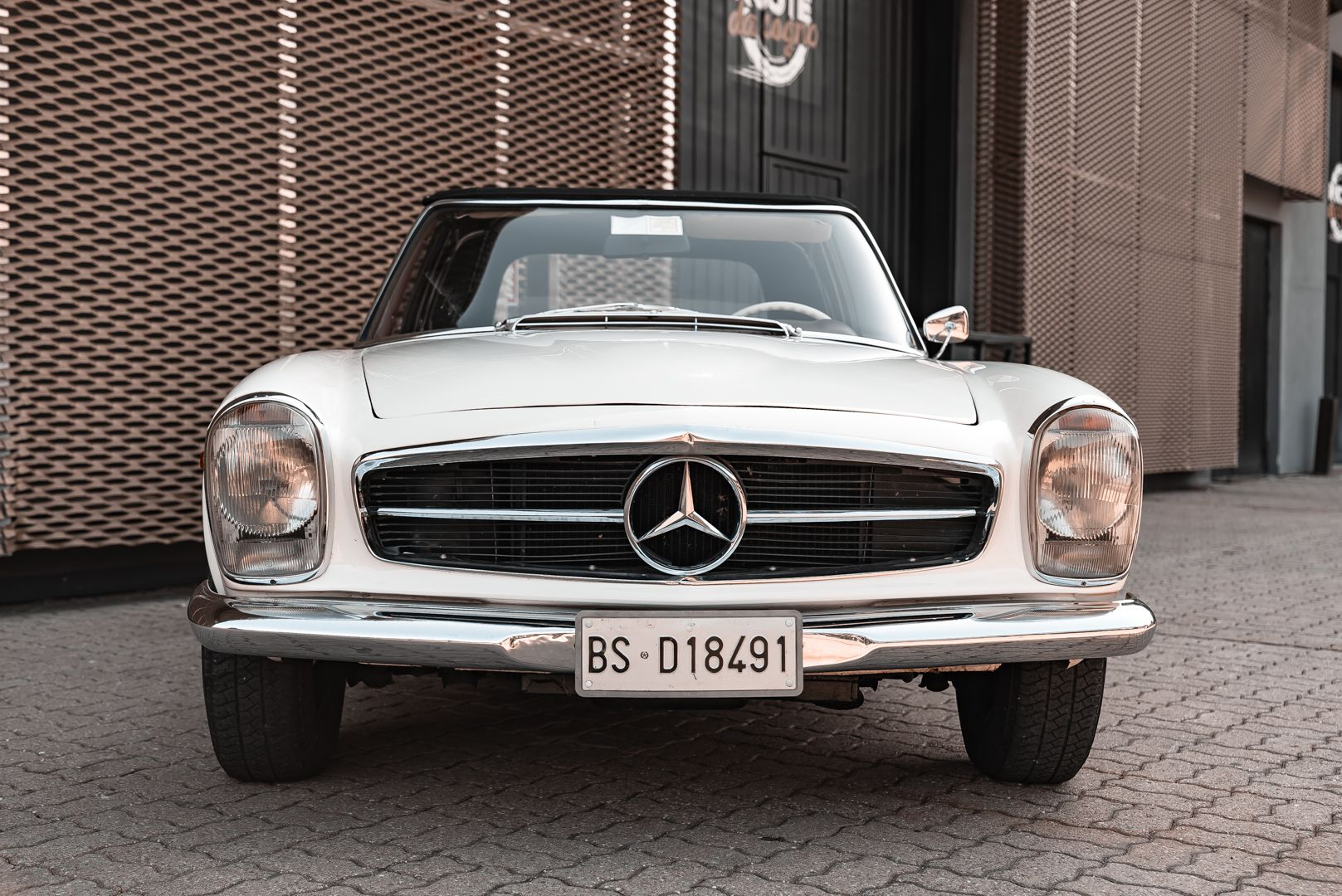 1965 Mercedes-Benz SL230 Pagoda 78516